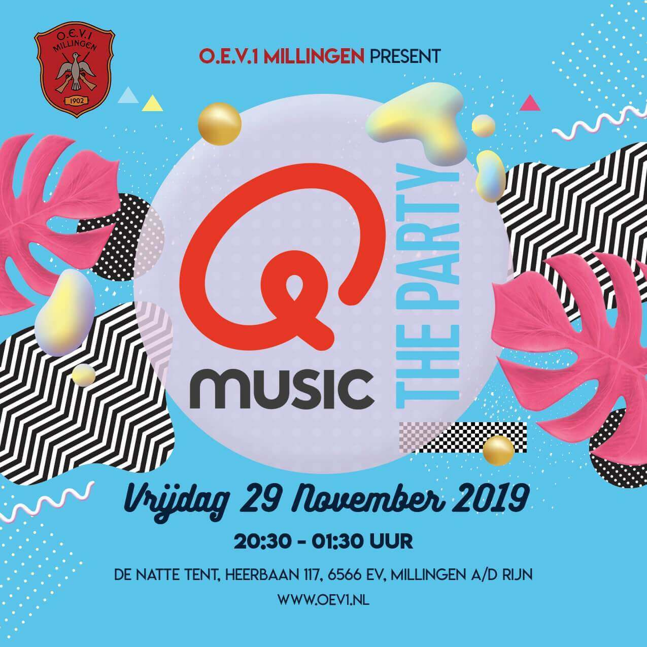 Qmusic-the-party-web